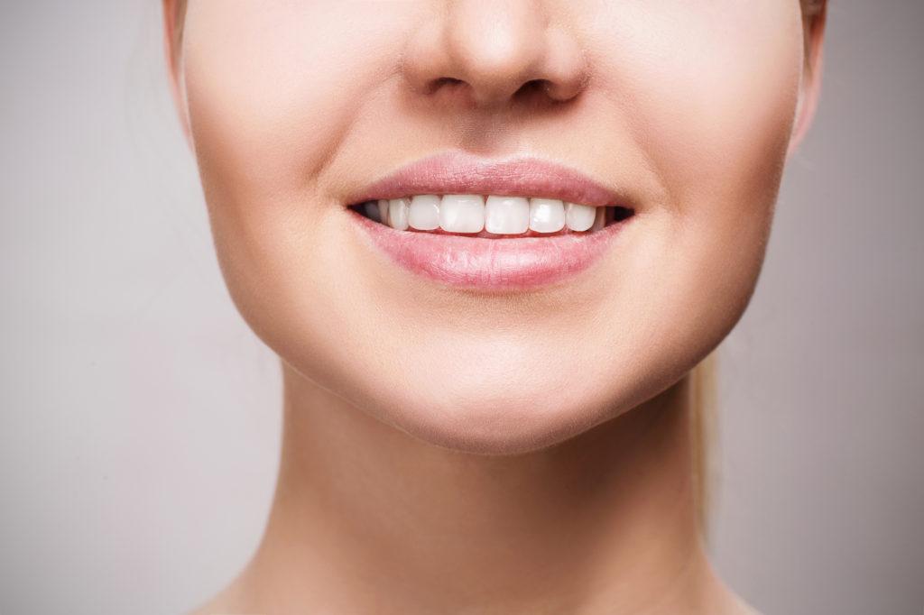 美しい歯並び